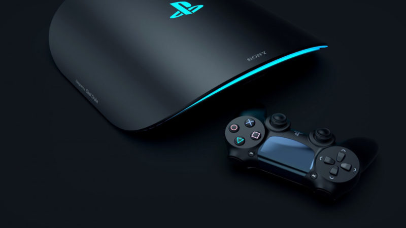 Sony PS5 PlayStation controller and Feature