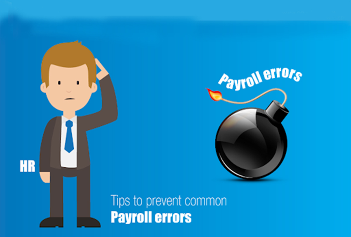 Avoid Common Payroll Errors With The Help Of An Online Time Clock