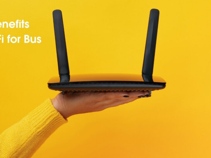 4 Benefits of WiFi for Bus