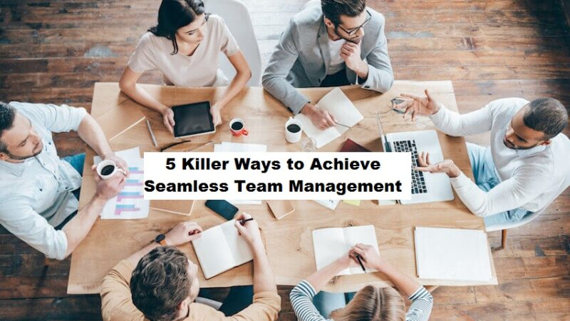 Software for remote workers: 5 killer ways to achieve seamless team management