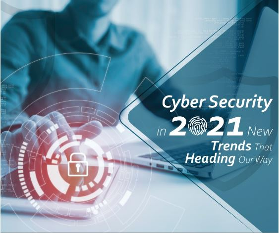 What are the new trends in cybersecurity for 2021?